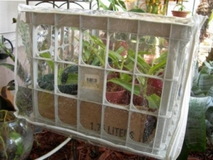comforter bag and crate